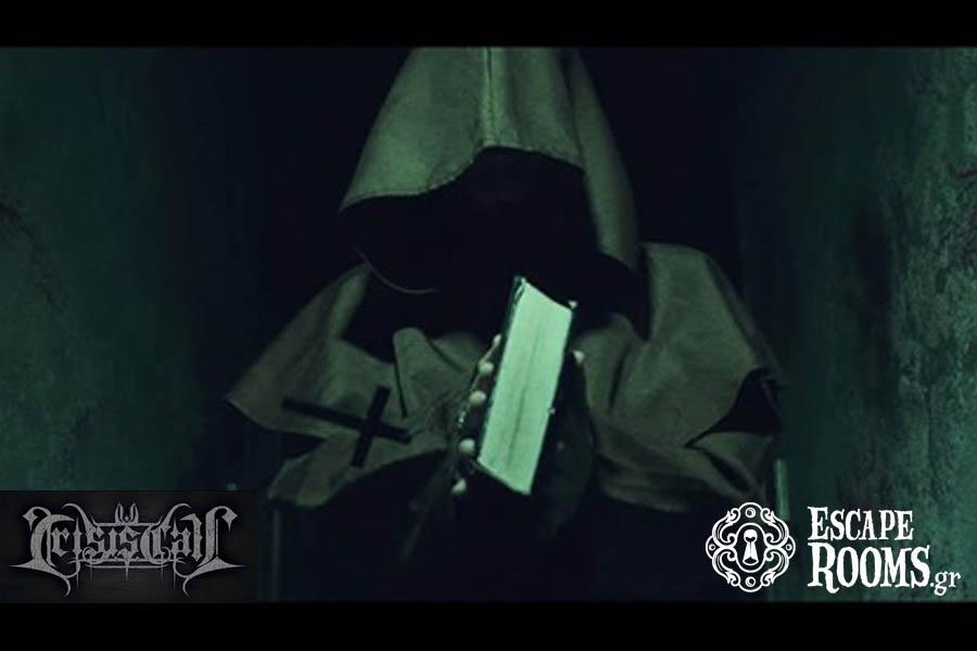 ΤΟ VIDEO CLIP ΤΩΝ CRISIS CALL ΠΟΥ ΔΗΜΙΟΥΡΓΗΘΗΚΕ ΣΤΑ ESCAPEROOMS.GR