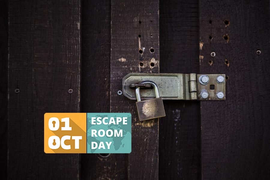 escape room day